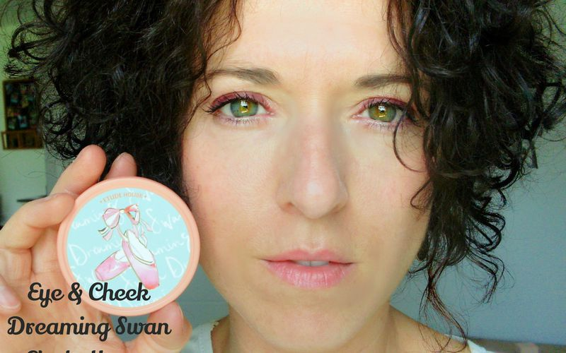 Maquillage Lumineux : Eye & Cheek ~ Dreaming Swan ~ Nouvelle Collection Etude House