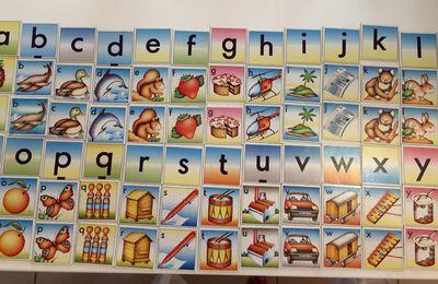 Mémory Alphabet