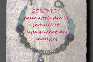Bracelet Vibration Serenity
