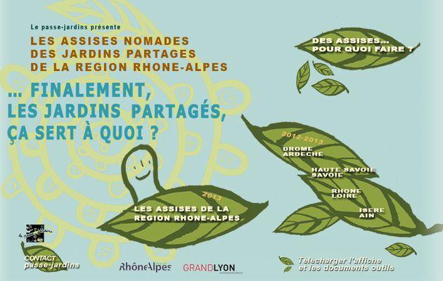 Partenariat régional : LES JARDINS PARTAGES, UN ENJEU SOCIAL POUR DEMAIN !