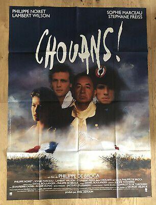 "LE FILM ""CHOUANS"" DE PHILIPPE DE BROCA SUR ARTE."