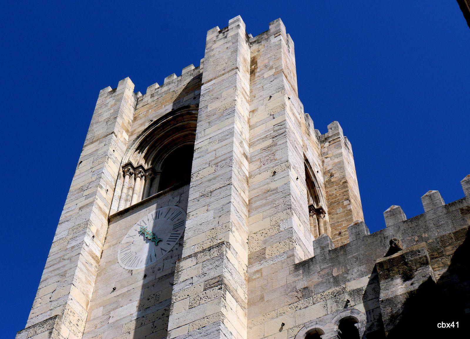 Cathédrale Santa Maria Maior de Lisbonne (1/2)