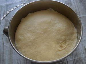 Brioche tressée au yaourt