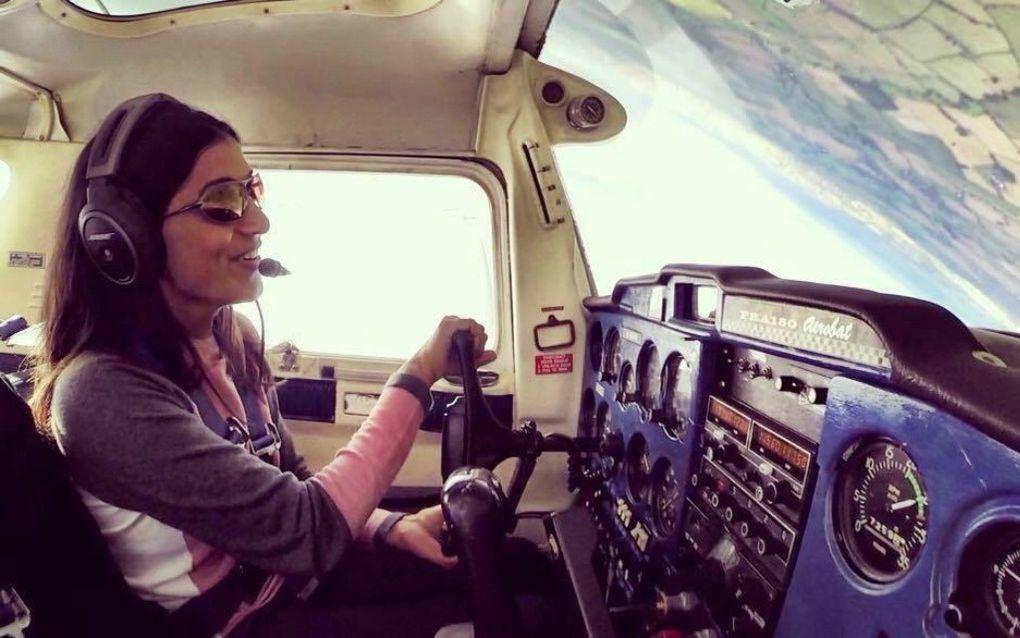 Imágenes mujeres piloto.- El Muni.