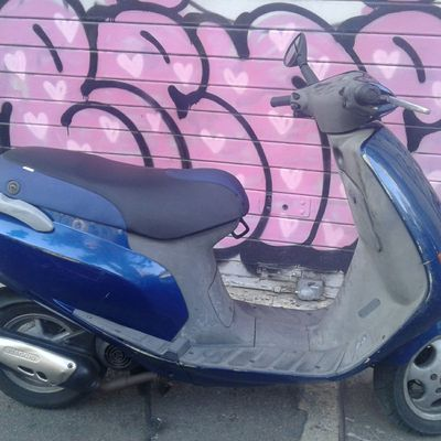 SELLE SCOOTER