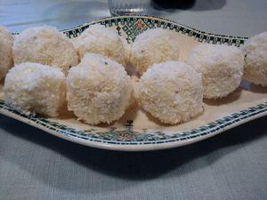 Ladoo coco