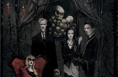October Faction volume 1 : entre la Famille Adams et Supernatural