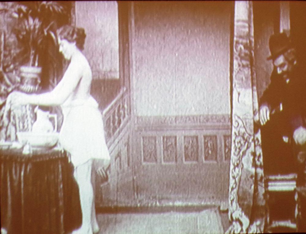 Enfin le cinéma exposition au Musée d'Orsay