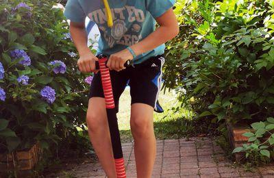 Comment se dépenser grâce au Pogo Stick de chez Maxi Toys