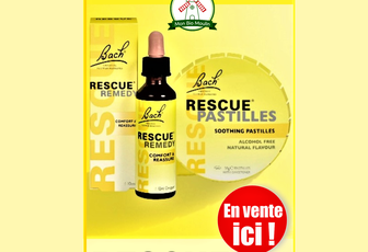 Rescue remedy ou Urgence 39