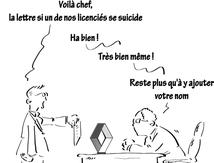 Renault prépare sa communication sur le suicide de ses futurs licenciés