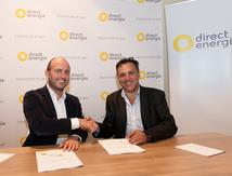 Direct Energie sponsor principal de l'équipe cycliste professionnelle  de J.R. Bernaudeau