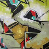 Street Art : Graffitis & Fresques Murales 18279 Vierzon - Le blog de Chris Illusion