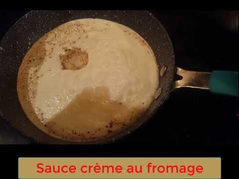 Ravioles à la bolognaise, sauce crème aux fromages