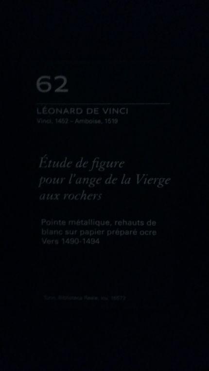 DE VINCI au LOUVRE - 1ère partie