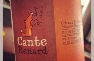Cante Renard rosé 2012 : le fruit au naturel