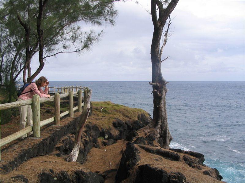 Piton de la fournaise et quelques photos de notre séjour à la Réunion.