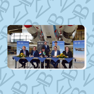 Embraer, Fokker Techniek and Fokker Services Sign an MoU to Pursue Defense, Development and Support Opportunities