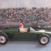 LOTUS F1 1960 REEDITION SOLIDO 1/43 - car-collector