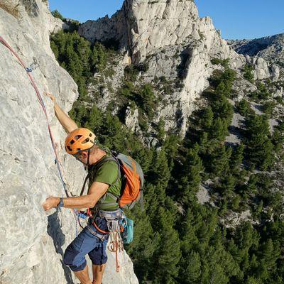 grimpe à la Mounine
