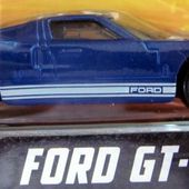 FORD GT-40 FAST AND FURIOUS 5 MATTEL 1/55 - car-collector.net