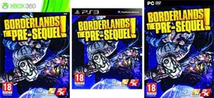 Jeux video: Borderlands : The Pre-Sequel arrive sur PS3, Xbox 360, PC