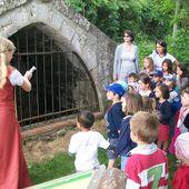 L'école Sainte Anne aux fêtes médiévales de Bruch (mai 2011) - Le blog de ecolesainteanne47