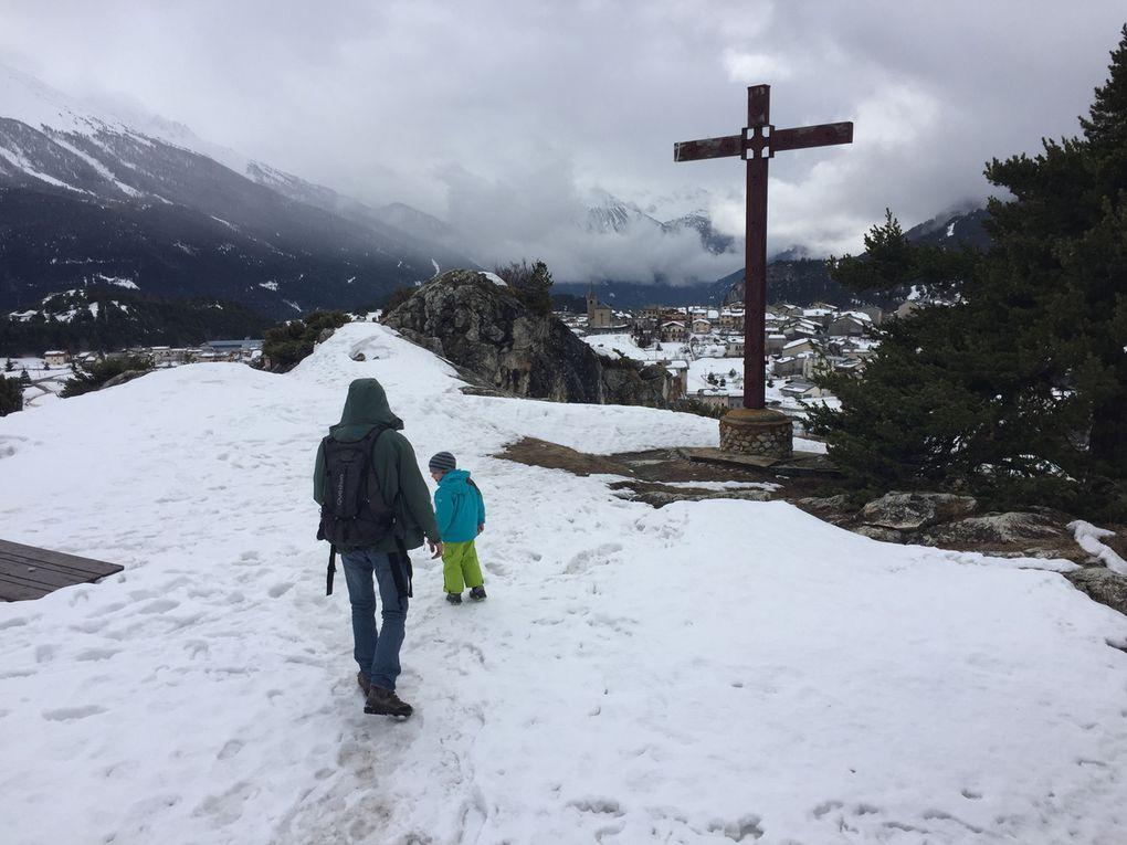 Au ski - Aussois