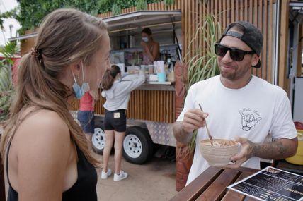 Le documentaire inédit « Polynésie, petites roulottes, grandes cuisines » sera à visionner sur le Portail Outre-Mer La 1ère !