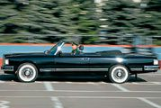 « 0001 » : le cabriolet ZiL-41041 AMG.