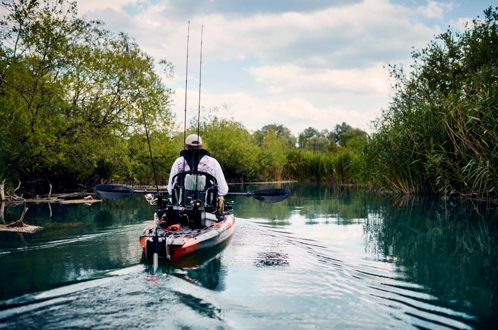 Reel Glory – Team Torqeedo anglers battle for kayak fishing supremacy