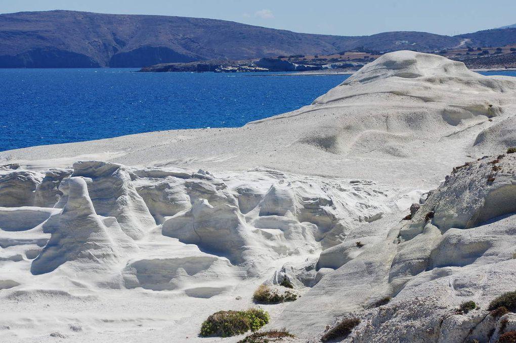 Merveille géologique de Karakinikio