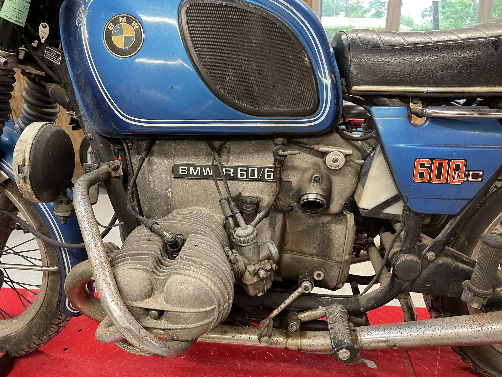 BMW R60/6 DU 40