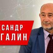 """Alexandre Bouzgaline: """"Le capital russe n'était pas autorisé sur les marchés et il a commencé à se battre."""""""