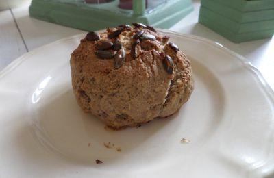 Petit pain à burger (ou petit pain de table) et digression sur la pâtisserie vue à la télévision