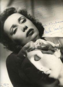 Mila Parély (1917-2012)