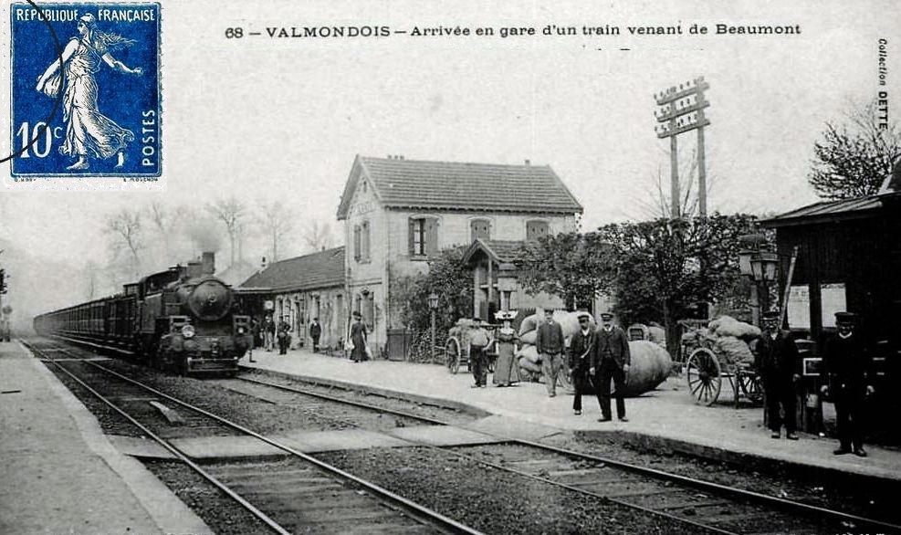 Gare de Valmondois / Butry (95) - suite 4