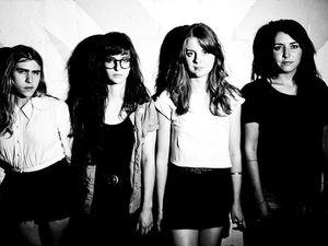 nots, un groupe intégralement féminin originaire de memphis, la relève du riot grrrl