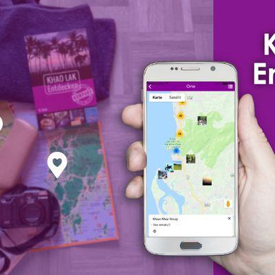 Jetzt Erhältlich: Khao Lak Entdecken, die App
