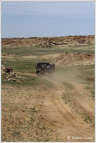 Photographies de Mongolie