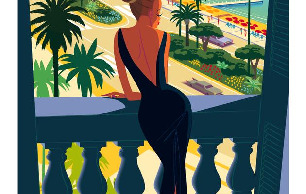 Promenade à Cannes