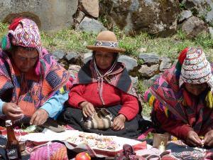 La Roue de medecine Inca