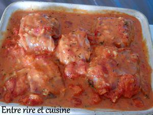 Filet mignon de porc à la provençale