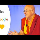Matthieu Ricard Leads a Meditation on Altruistic Love and Compassion | Talks at Google