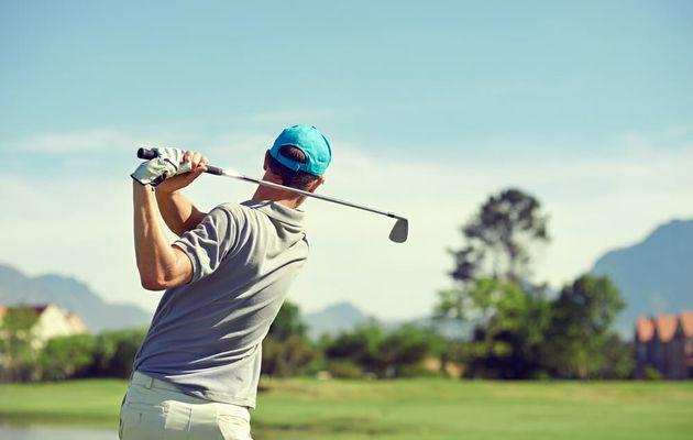 Golf pour maigrir