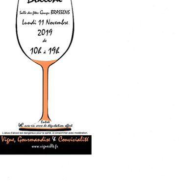 Salon des Vins de Bollène
