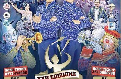 22ème Festival international du Cirque Latina