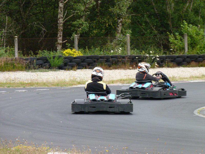 Sortie Karting du 11 juillet 2016