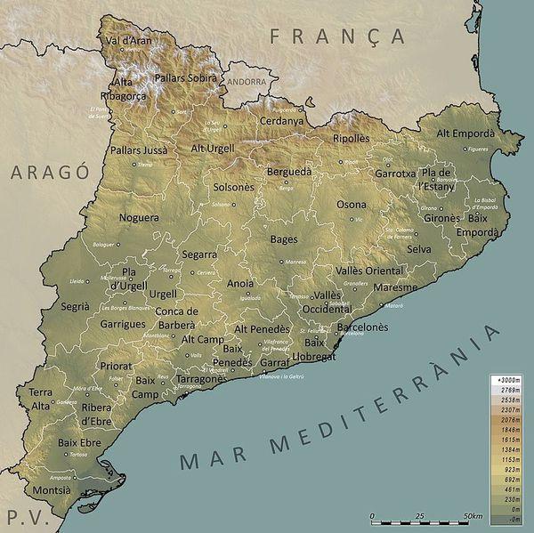 El golfo de Rosas conecta la península Ibérica por territorio catalàn con las regiones de la costa mediterránea de Francia. Es el principal golfo de la costa de Cataluña y constituye la salida natural al mar de la comarca y de las tierras de Gerona. Toma el nombre de la villa de Rosas, la población más importante de su costa. A menudo es llamado impropiamente bahía de Rosas debido a la concurrencia de significados en otras lenguas.