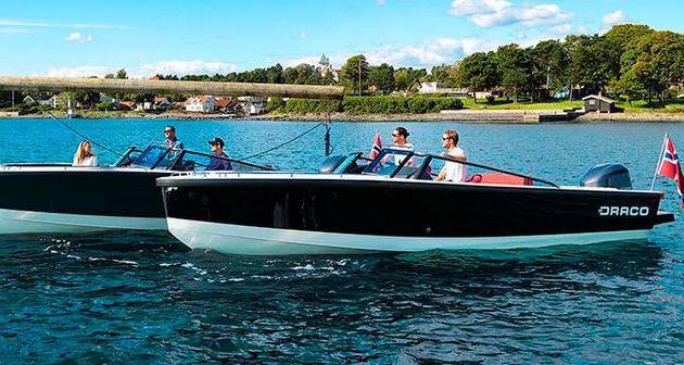 European Power Boat of the Year 2015 - le Draco 27 RS bateau à moteur de l'année (-35 pieds)